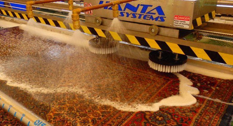 بهترین قالیشویی شیراز