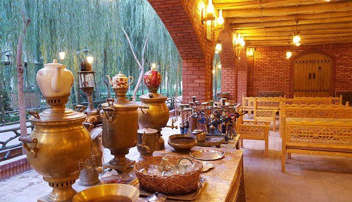 سفره خانه در شیراز