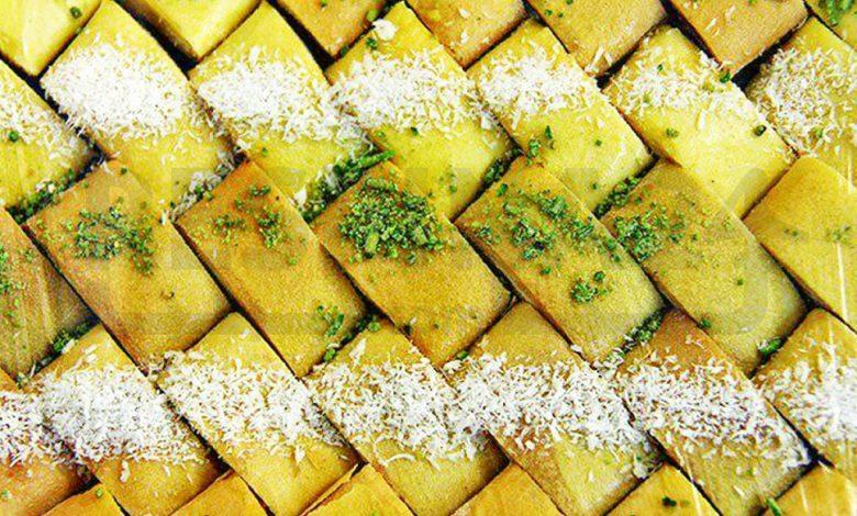 نان یوخه در شیراز