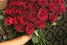 گل فروشی در بوشهر