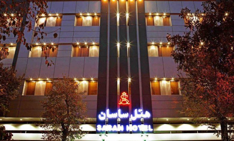 هتل ساسان شیراز 22