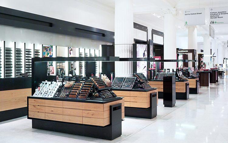 فروشگاه های لوازم آرایشی در اهواز