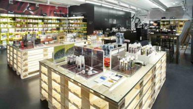 فروشگاه های لوازم آرایشی در ارومیه